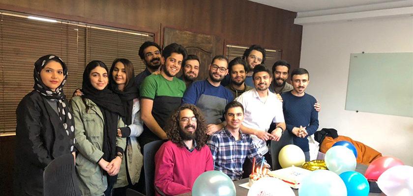 تولد 2 سالگی شرکت راهکار نوین زیبال زیبال